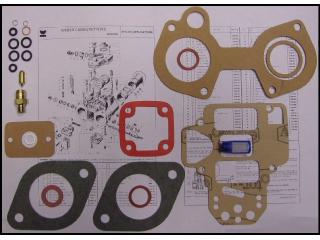 DCOE 45 service kit med nålventil 200
