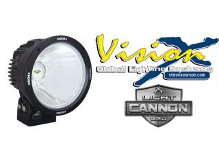 VISION X LIGHT CANNON LED 90W BLACK 10° KIT