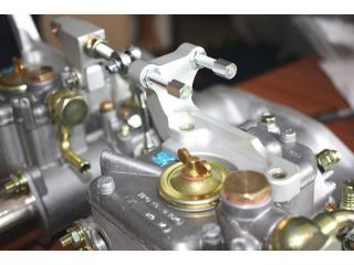 Länkage för dubbla DCOE Aluminium