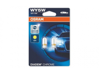 Osram  T10 WY5W Chrome