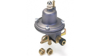 1:1 injection regulator 0-5bar O-ring ansl