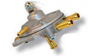 Bränsle regulator Förgasare dubbla utg (sugmotor)