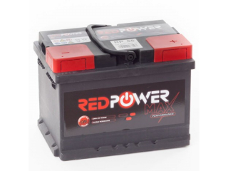 RED POWER 55 AH 450 CCA