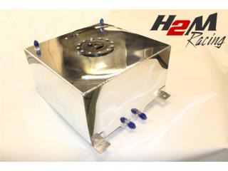 50 Liter Aluminium Drag Race Fuel Cell AN10