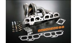 Nissan 200SX S13 CA18DET Std montering av turbo