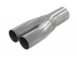 Byxrör 76,0mm -63,5mm x2     RF