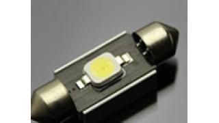36mm Diodlampa Spollampor Canbus 1xSamsung 2W VIT 2 pack