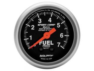 Sport Comp Bränsletryck mekanisk 0-7 kg/cm
