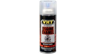ENGINE ENAMEL KLARLACK BLANK (288°C)