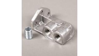 Perma-Cool Oljefilterhållare för 3/4-16 gängat filter. Ansl väns