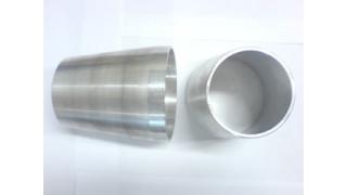 Aluminiumkona 76-100mm