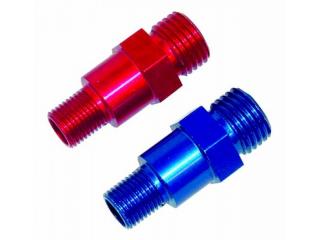 Nippel M10x1,0mm till M12x1,5mm gänga