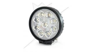 Nightshift® Arbetslampa WL27 (rund)