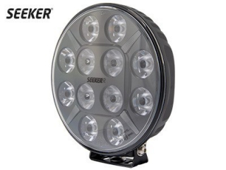 LED-extraljus SEEKER 120W Fjärr / driving