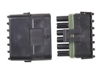 MSD 6 poliga kontakter