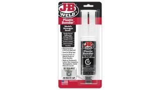 JB Weld - Plastic Bonder (svart)