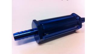 Bränslefilter 8mm Nipplar