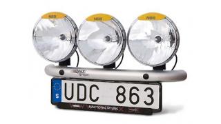 Q-light Universal För 3st lampor