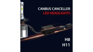 LED Canbus Canceler H8/H11