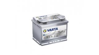 60 Ah Start/förbrukning Varta Professional DP AGM LA60