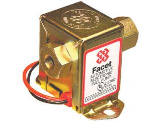 Facet Solid State 123 L/h 4,5-7 PSI Förgasar pump