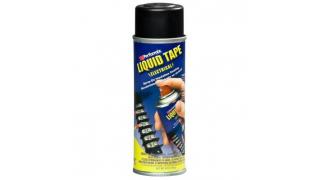 Liquid tape Spray, Svart