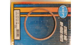 """Copper head gasket 94mm 0,040"""" 1,016mm"""