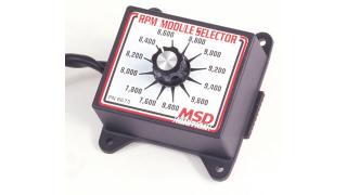 MSD 6AL inställnings ratt för varvbegränsare
