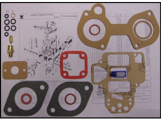DCOE 45 service kit med nålventil 225