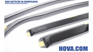 Vindavvisare Volvo V70N / XC70 2001-2007