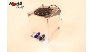 10 Liter Aluminium Drag Race Fuel Cell  AN10