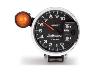 Auto gage Monster Memory Tachometer 5""