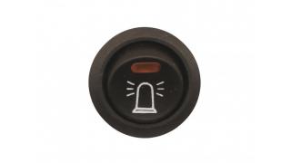 Strömbrytare Varningsljus symbol