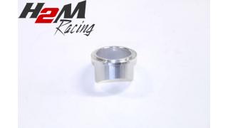 Svetsfläns Aluminium för Monster Öppen dumpventil 50mm