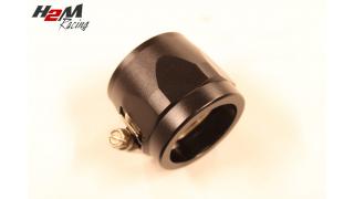 AN20 / 41mm Slangklämma Aluminium Svart