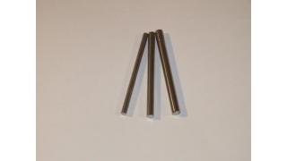 Rostfri rundstång 10mm