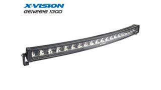 "51"" 300W LED-extraljusramp X-Vision Genesis 1300 51"" ramp"