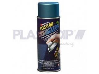 Plasti Dip Spray, Chameleon Grön/Blå