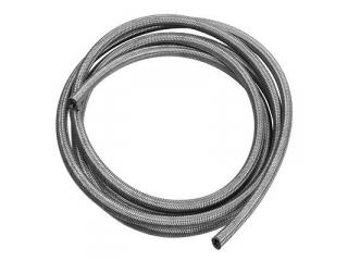 AN4 Stålomsbunden PTFE slang