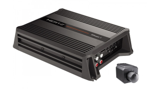 Hertz DPower 1 Mono Slutsteg 300Watt