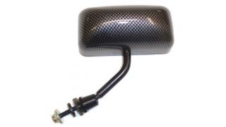 Backspegel F1 Modell Kolfiberlook