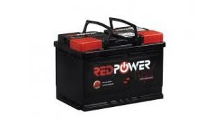 RED POWER 62 AH 480 CCA