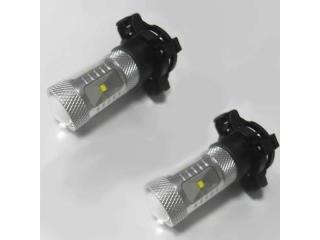 Diodlampa PSX24 30W för dimljus 2 Pack