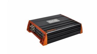 GAS PRO 80.4 är ett fyrkanalssteg som lämnar 4x80W RMS i 4 ohm.