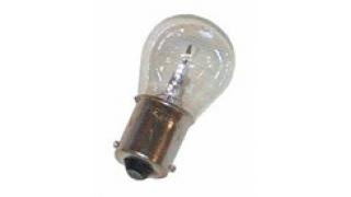 Glödlampa klar 6V 21W Styck