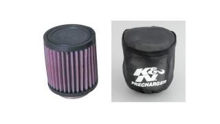 K&N luftfilter gummihals 52x89x102mm