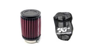 K&N luftfilter gummihals 48x76x102mm