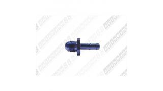 AN10 Ankoppling Hane för slang Push-On till 10mm slang