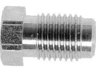 Bromsrörsnippel 7/16x20UNF för 5,0mm rör