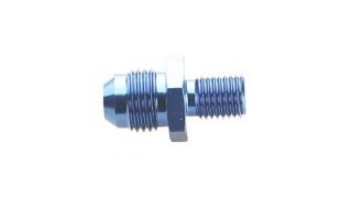 AN8 till M12x1,5mm adapter Blå
